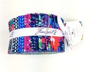 Amy Butler for Free Spirit, Soul Mate Jelly Roll (40 strips)