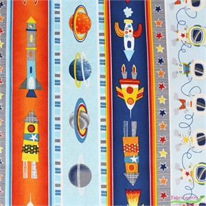 Studio E, Space Adventure, Space Stripes Multi