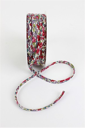 "Frou-Frou, 1/4"" Spaghetti Strap, Floral Summer"