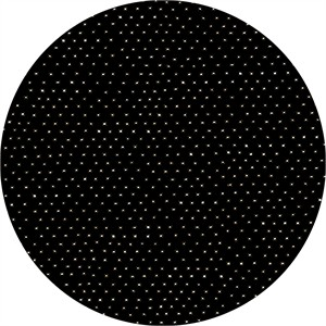Alicia Jacobs for Ink & Arrow, Square Dot Black
