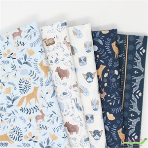 Dear Stella, Stay Wild in FAT QUARTERS 5 Total (PRECUT)