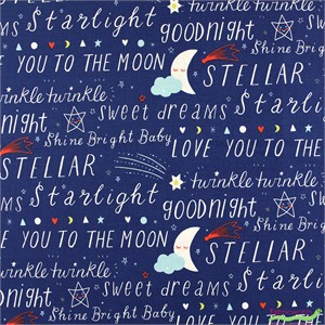 Abi Hall for Moda, Stellar Baby, Sweet Dreams Nightfall