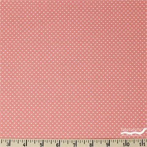 Stacy Iest Hsu for Moda, Home Sweet Home, Swiss Heart Dark Pink