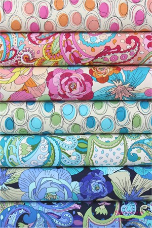 Ink & Arrow, Thalia in FAT QUARTERS 7 Total