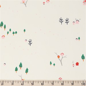 COMING SOON, Jenny Ronen for Birch Organic Fabrics, Whistle, Tree House