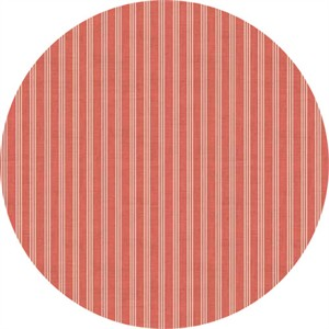 Makower UK, Home Grown, Triple Stripe Red