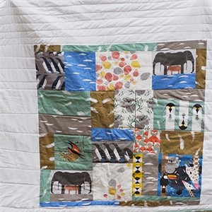 Sewing Tutorial | Nurture Quilt by Plum and June