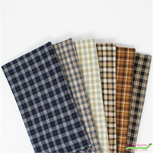 Imported Woven Yarn-Dyes, Rustic Woven, Plaid 6 Total