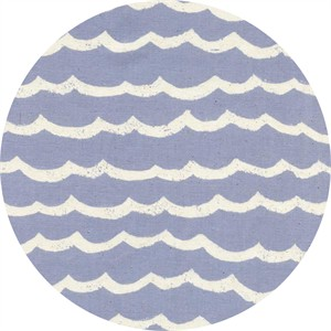 Rashida Coleman-Hale for Cotton and Steel, Kujira & Star, Waves Fog