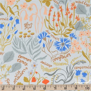 Rae Ritchie for Dear Stella, Camp Wander, Wild Flowers Multi