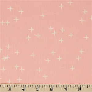 AVAILABLE FOR PREORDER, Birch Organic Fabrics, Mod Basics 3, Wink Blush