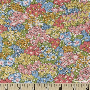 COMING SOON, Liberty London Fabrics, The Orchard Garden, Wisely Grove Pink