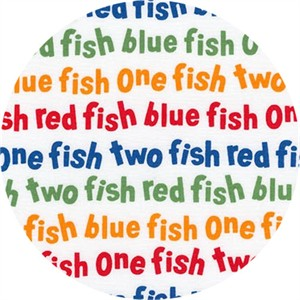 Robert Kaufman, One Fish Two Fish, Wording Celebration