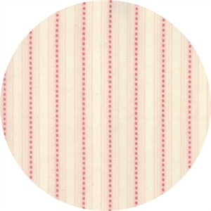 3 Sisters for Moda, Poetry, Woven Stripe Blush