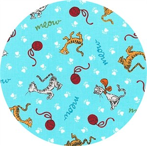 Robert Kaufman, Dr. Seuss What Pet Should I Get?, Meow Blue