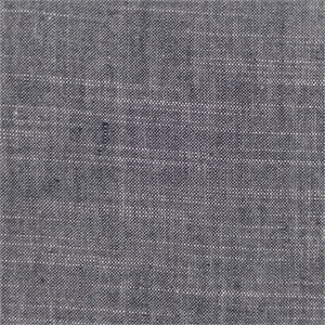 Birch Organic Fabrics, Yarn-Dyed Chambray, Dusk