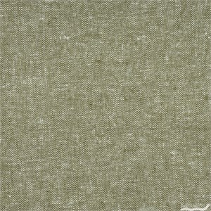 Robert Kaufman, Yarn-Dyed Essex, LINEN, Olive